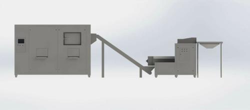 德图testo350_高通环保,厨余垃圾处理系统,餐厨垃圾处理系统,厨余垃圾肥料
